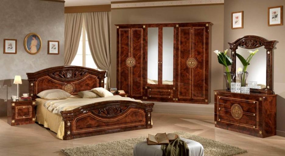 Chambre classique ideal mobili