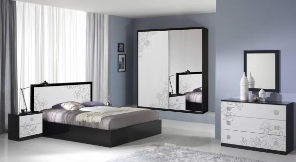 Moon blanc argent ideal mobili for Venus au miroir